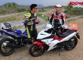 RidingMagazine #236 : Coverstory Yamaha Exciter150.