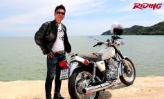 [HD] Riding Magazine#229 : Cover Story - Yamaha SR400