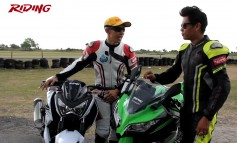 [HD] Riding Magazine#213 : Test on Track - kawasaki Ninja 250 & Z 250