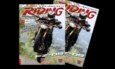Riding Magaze May 2014 Vol.19 No.224