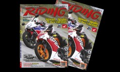 Riding Magaze July 2014 Vol.19 No.226