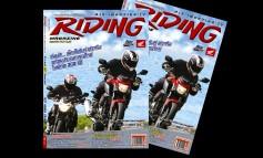 Riding Magaze August 2014 Vol.19 No.227