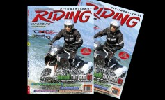 Riding Magaze January 2014 Vol.20 No.232