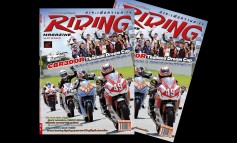 Riding Magazine July 2015 Vol.20 No.238