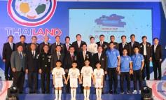 ยามาฮ่าร่วมงานแถลงข่าวโครงการสานฝันบอลไทยไปบอลโลก