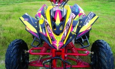 ATV Fuse  Racing  T-Best  250X