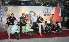 Scomadi ฉลองครบรอบ 1 ปี ในประทศไทย