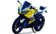 YAMAHA YZF-R15 R SERIES SPORT YELLOW