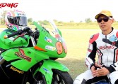 [HD] RidingMagazine#219 : Test on Track - Ninja250 - สมชาย ดีโท่น