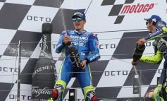 ซูซูกิ และบิญาเลส คว้าแชมป์ MotoGP ที่ประเทศอังกฤษ