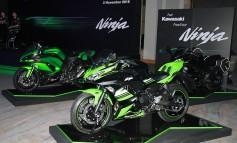 New Kawasaki Ninja 650, Ninja 1000 และ Ninja ZX-10RR