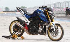 Yamaha M-SLAZ 150 VANZZZ…SPEED