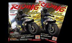 Riding Magaze February 2017 Vol.22 No.257