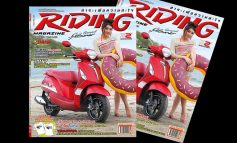 Riding Magaze October 2016 Vol.21 No.253
