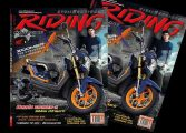 Riding Magaze August 2016 Vol.21 No.251