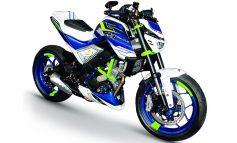 Yamaha M-slaz Street Dift