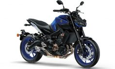 All New Yamaha MT-09