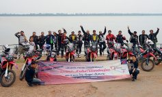 Honda CRF250 Rally พิชิต ไทย กัมพูชา เวียดนาม