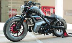 Honda Rebel300 Dios Design