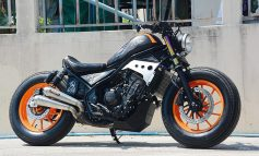 Honda  REBEL300  By…UDOM
