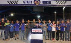 ยามาฮ่าระเบิดความมันส์เกมการแข่งขัน Night Race ครั้งแรกของประเทศไทยใน Yamaha Cup Race 2017 สนามที่ 3