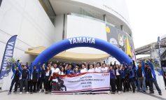 ยามาฮ่าร่วมส่งขบวน YAMAHA EXCITER TOURING ASEAN 2017 เดินทางต่อสู่ประเทศกัมพูชา