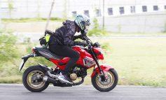 New Honda MSX125SF ABS ครั้งแรกบน Mini Bike