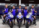 นักบิดยามาฮ่า ซุป - อนุชา ควงคู่ เบิร์ด - ประวัติ นำรถแข่งตระกูล R-Series คว้าชัยยืนโพเดี้ยมสูงสุด ศึกชิงแชมป์ประเทศไทยสนาม 8 แบบเหนือชั้น