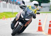 First Test NEW YAMAHA XMAX300