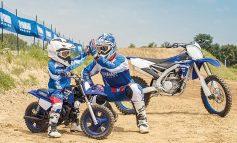 2018 Yamaha PW50+TT-R50E
