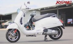 Ridingmagazine # รีวิวการทดสอบ VESPA GTS 150& GTS 300