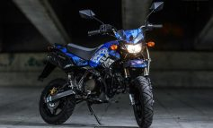 "Kawasaki ประกาศวางจำหน่ายสีใหม่!! ของ KSR ""Final Edition"""