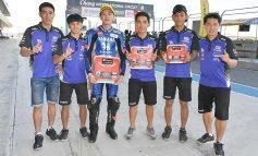 ขุนพลนักบิด YAMAHA THAILAND RACING TEAM ผงาดยืนโพเดี้ยมต่อหน้ากองเชียร์ไทยสุดยิ่งใหญ่!!!