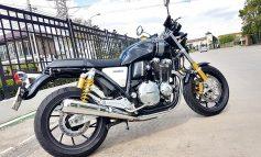 All New  Honda  CB1100RS