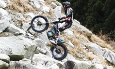 Yamaha TY-E : Electric Trial Bike