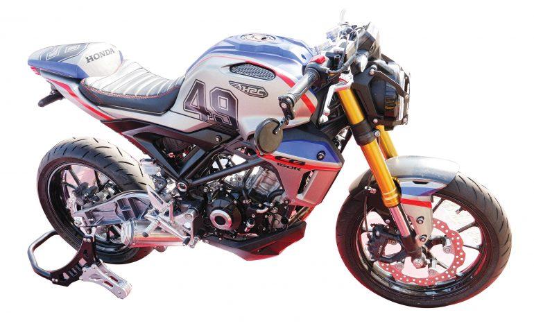 Honda  CB150R Sport Neo Cafe