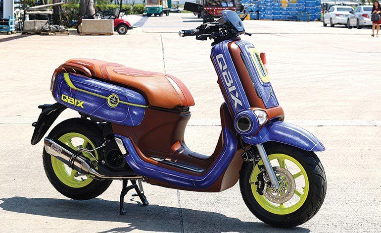 Yamaha  QBIX  Automatic Intrend