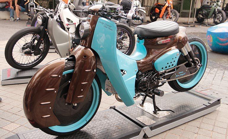 Ultimate  Honda Super Cub125i
