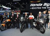 Honda Motor Expo 2018