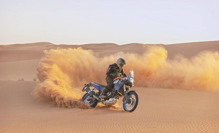 Yamaha Tenere700