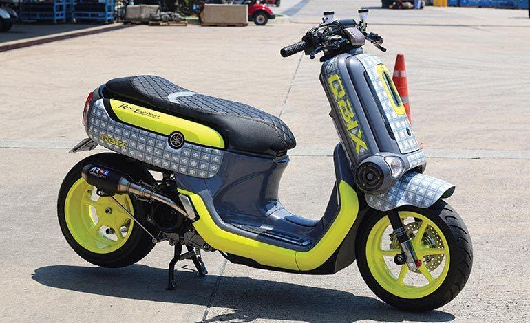 Yamaha  QBIX PLUS