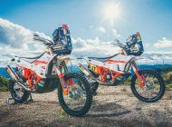 2019  KTM 450  Rally factory bike