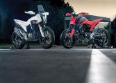 Honda  concept CB125X - CB125M