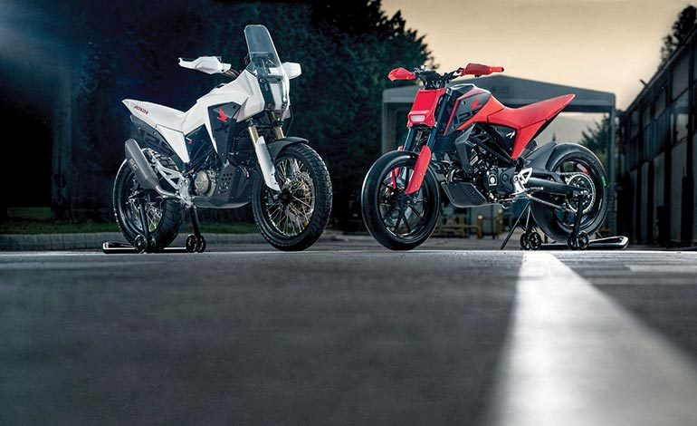 Honda  concept CB125X – CB125M