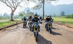 ทริปใหญ่ ดาร์คไซด์ หัวใจรักธรรมชาติ Yamaha MT-15 รถดี ขี่สนุก ท้าสายลมหนาว กรุงเทพฯ-เขาใหญ่