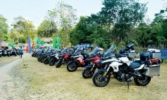 Benelli RIDE  FOR  FUN & FUN  FOR  LIFE""