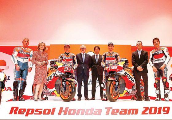 Repsol  Honda Team