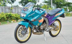 Kawasaki SERPOICO 150