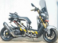 HONDA ZoomerX Full Option