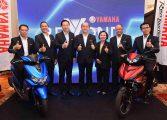 ยามาฮ่าแถลงนโยบายปี 2562 เตรียมรุกตลาดรถจักรยานยนต์ไทยเต็มพิกัด พร้อมเปิดตัว 2 รุ่นใหม่